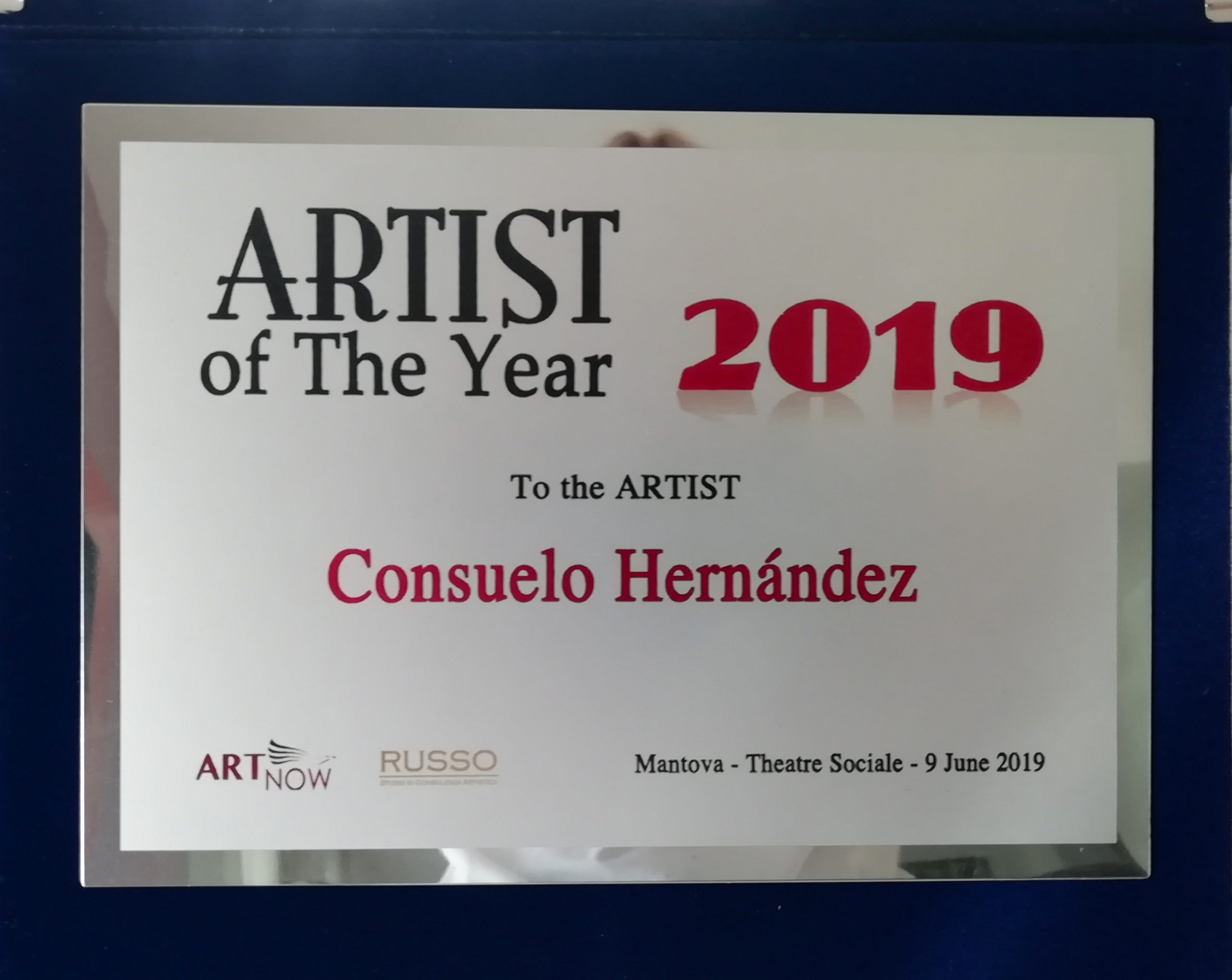 ARTIST OF The Year 2019